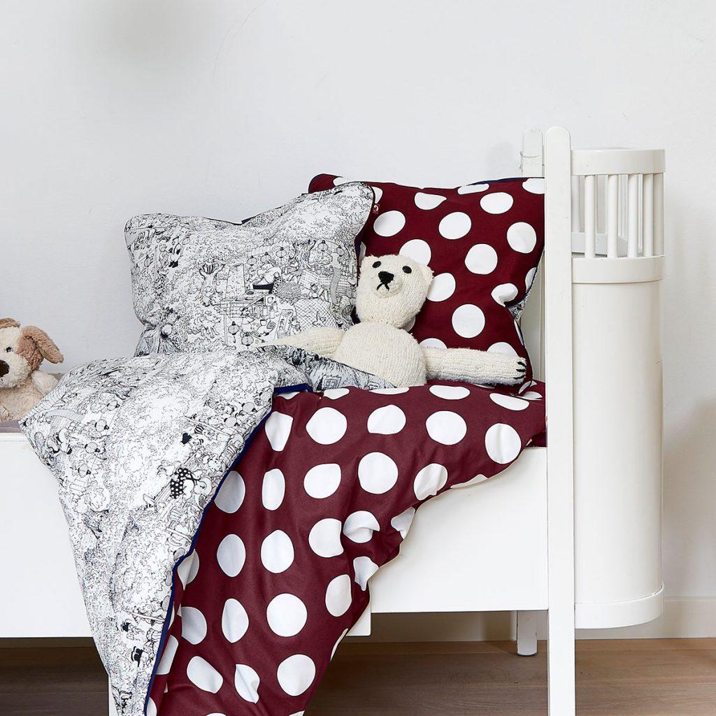 Rasmus Klump sengetøj
