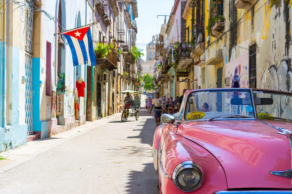 Cuba med børn