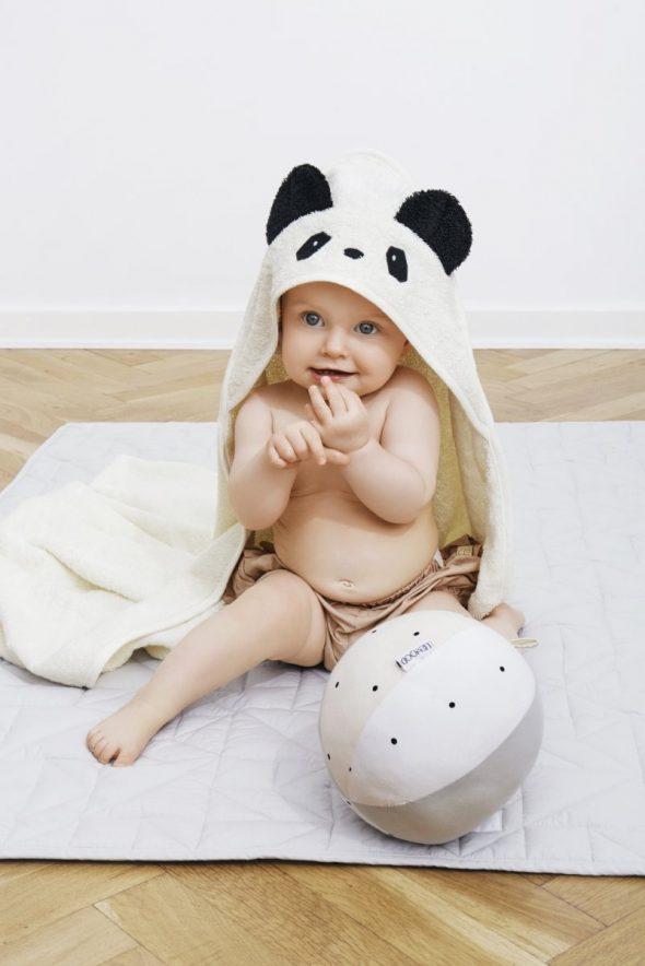 babyhåndklæde fra Liewood