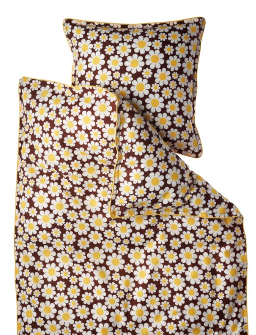 Blomster sengetøj fra Ej sikke lej