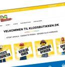 Ny LEGO online butik
