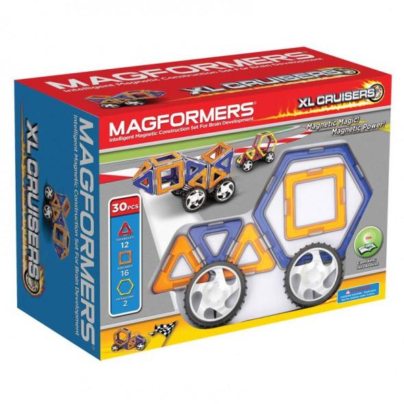 Magformers biler
