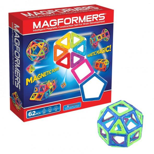 Magformers magnetisk byggesæt