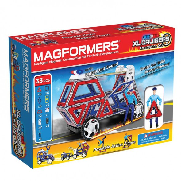 Magformers udrykning