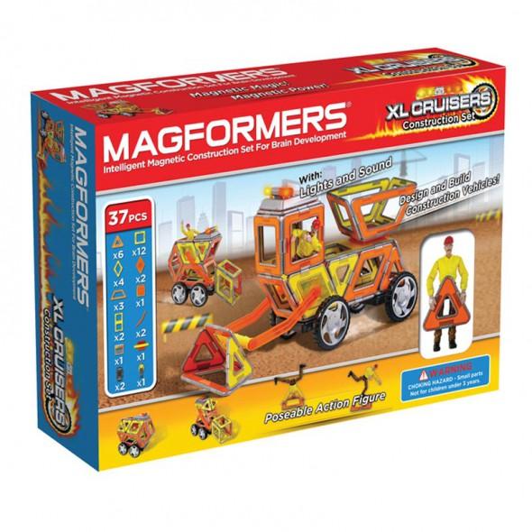 Magformers XL cruisers sæt