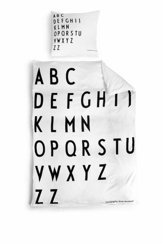 Sengetøj fra Design Letters