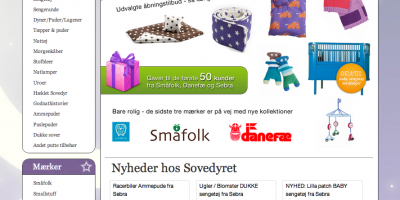 Sovedyret.dk