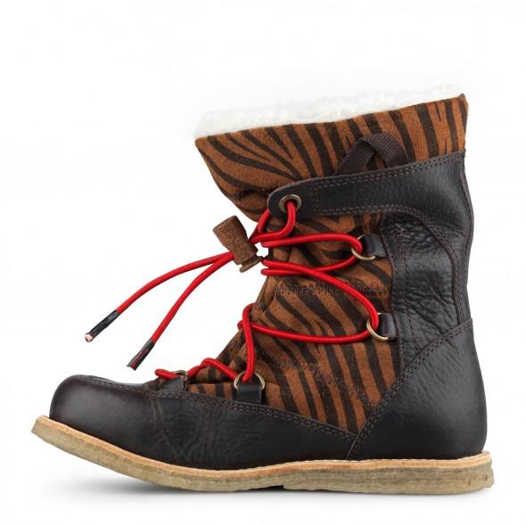 Tiger støvle fra Green Comfort